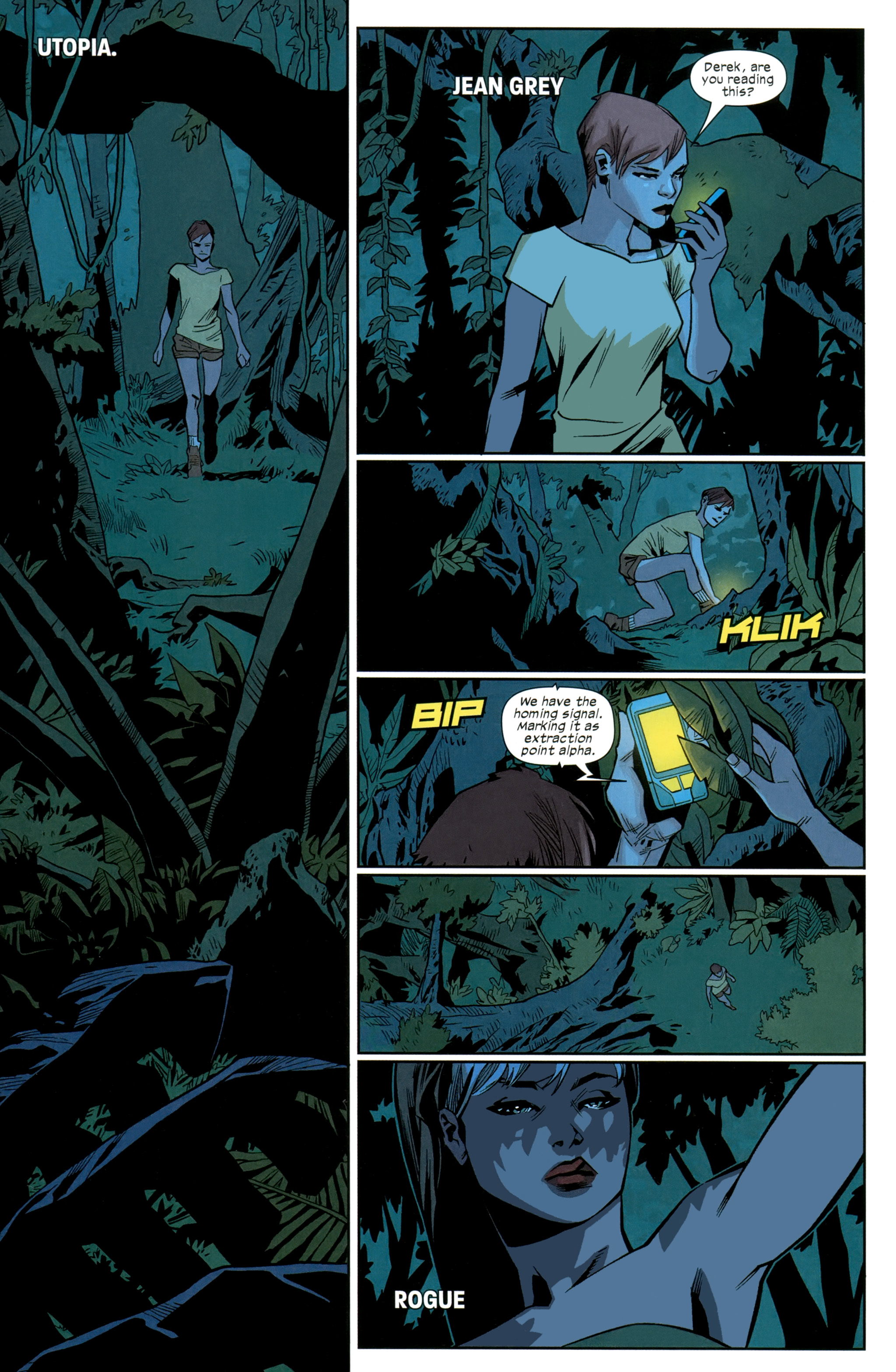 Read online Ultimate Comics X-Men comic -  Issue #26 - 3