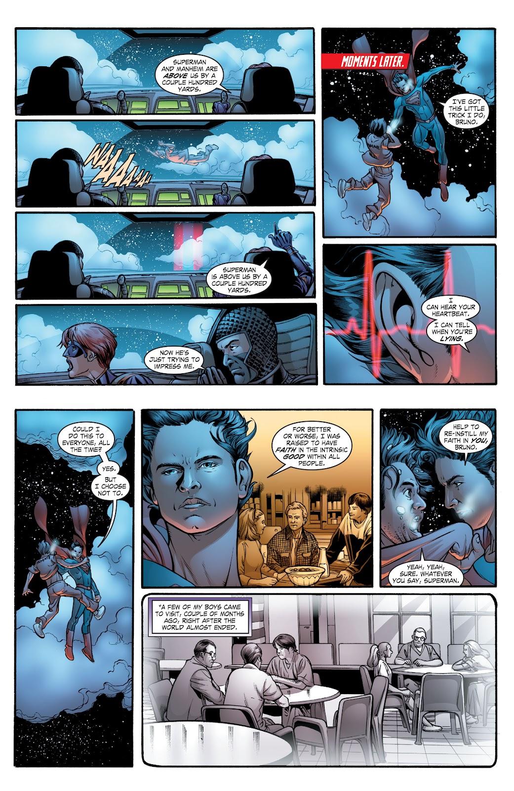 Read online Smallville Season 11 [II] comic -  Issue # TPB 2 - 52