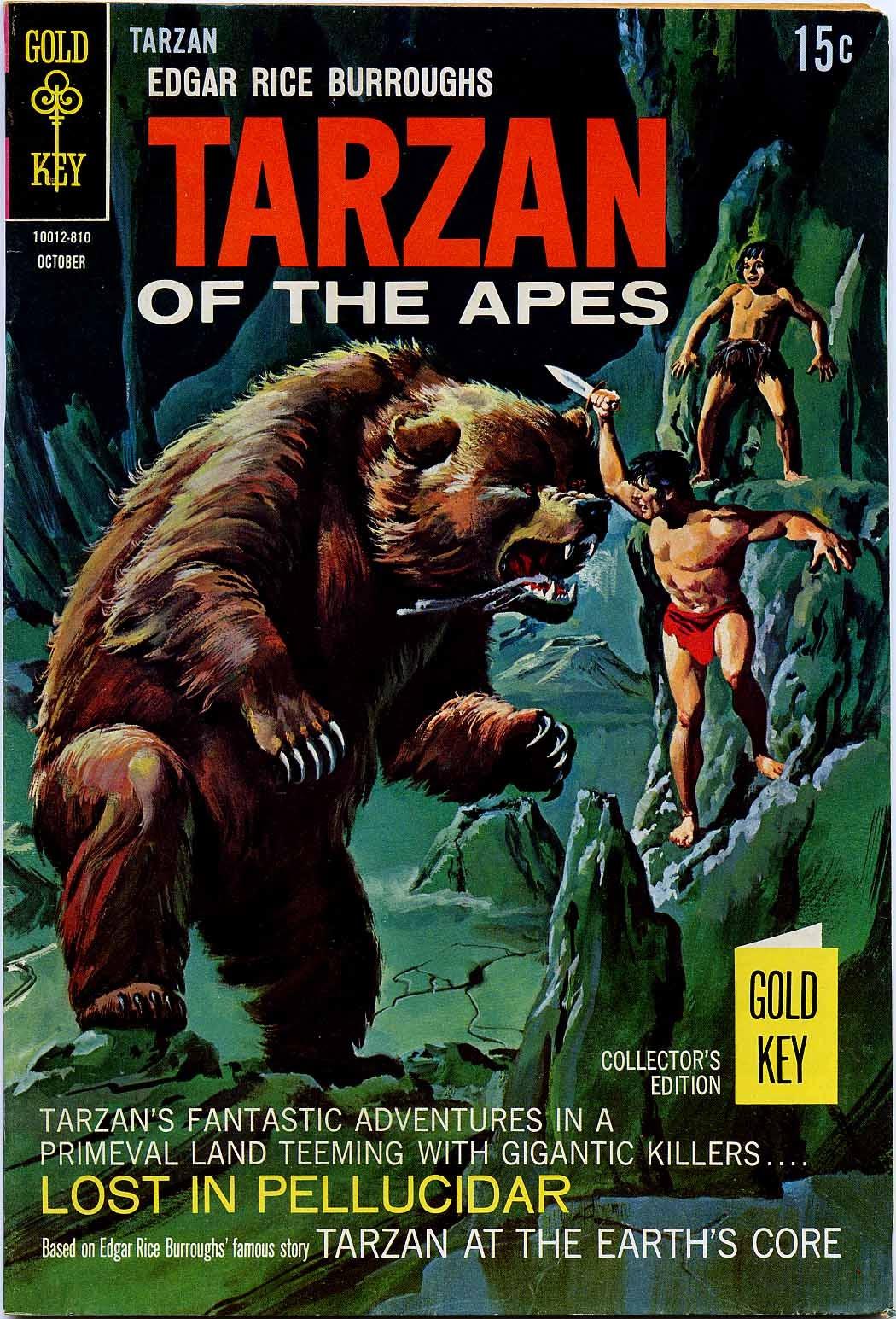 Tarzan (1962) issue 180 - Page 1