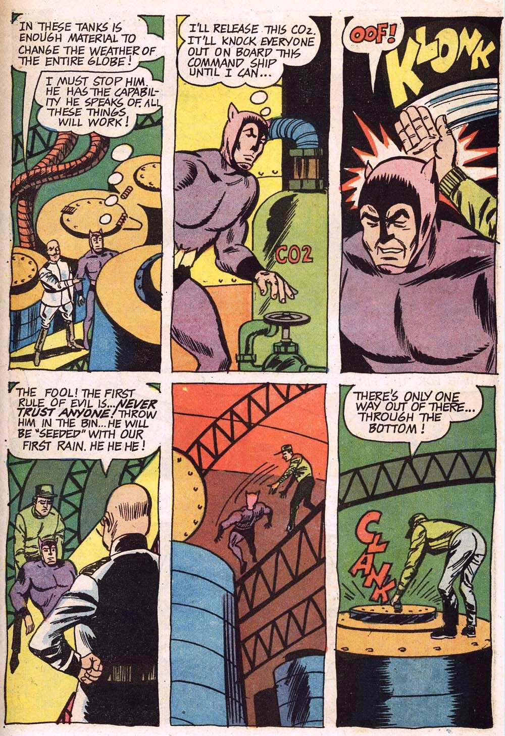Dracula (1962) issue 3 - Page 22