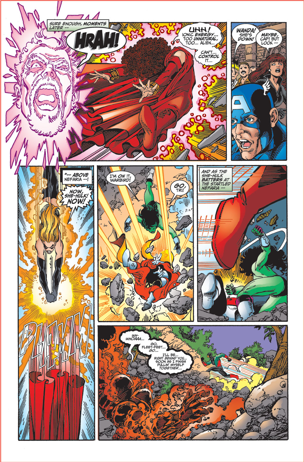 Read online Avengers (1998) comic -  Issue #34 - 12