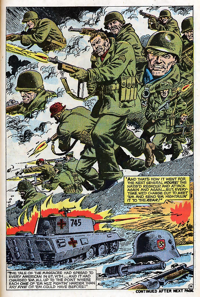 Read online Sgt. Fury comic -  Issue # _Special 4 - 41