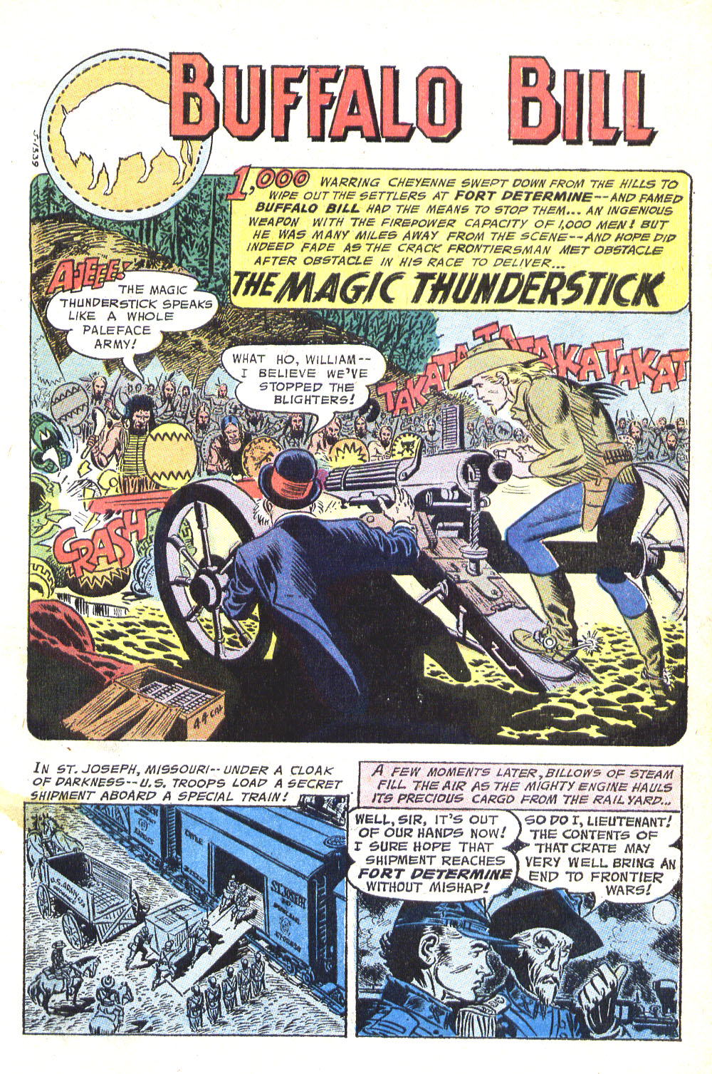 Read online All-Star Western (1970) comic -  Issue #8 - 15
