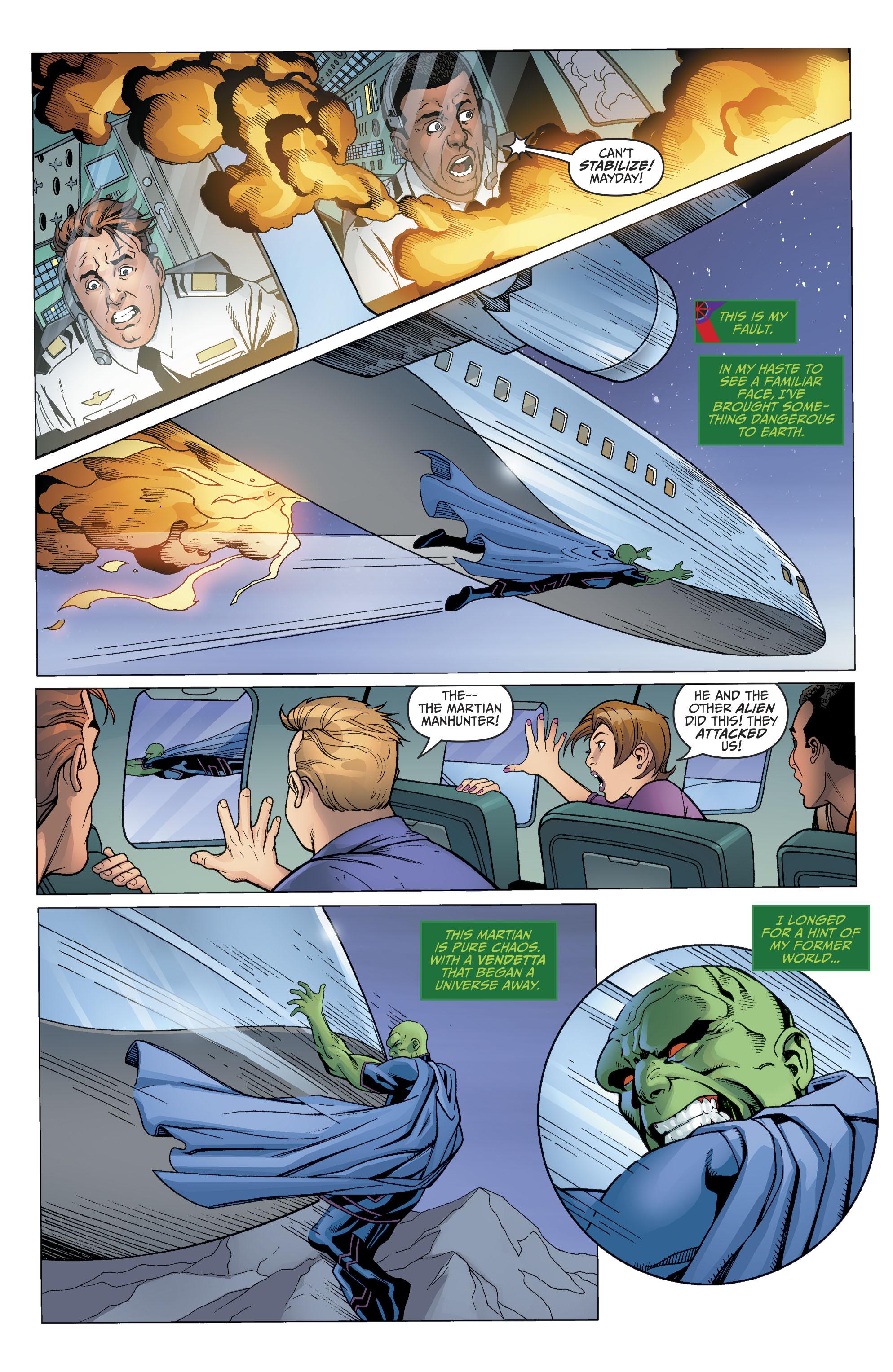 Read online Martian Manhunter/Marvin the Martian Special comic -  Issue # Full - 16
