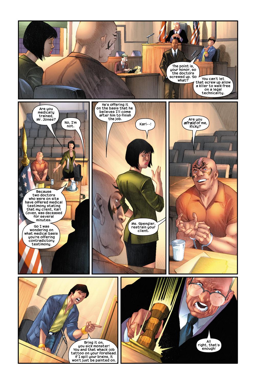 Captain Marvel (2002) Issue #9 #9 - English 12