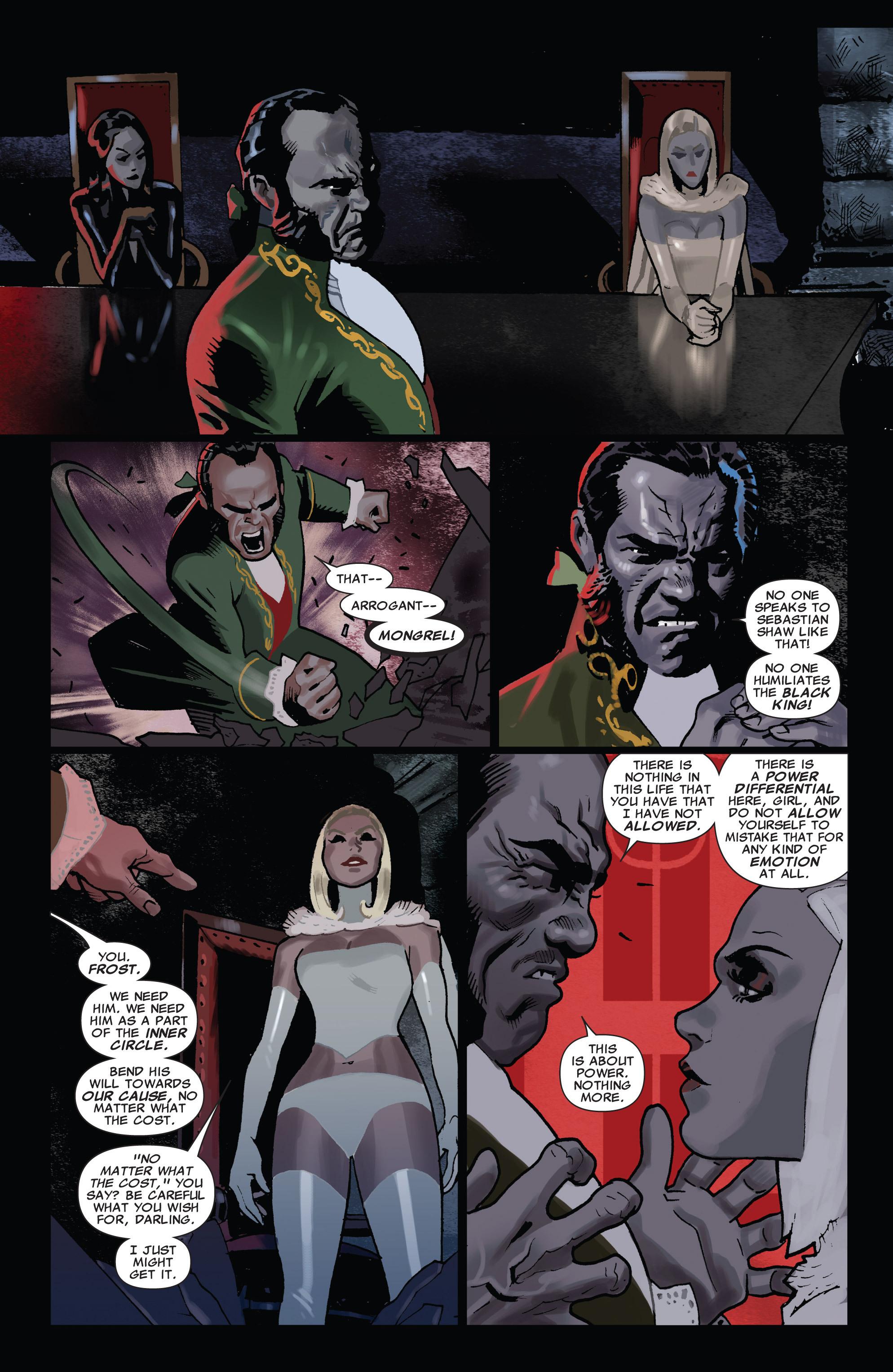 Read online Uncanny X-Men (1963) comic -  Issue # _Annual 2 (2009) - 15