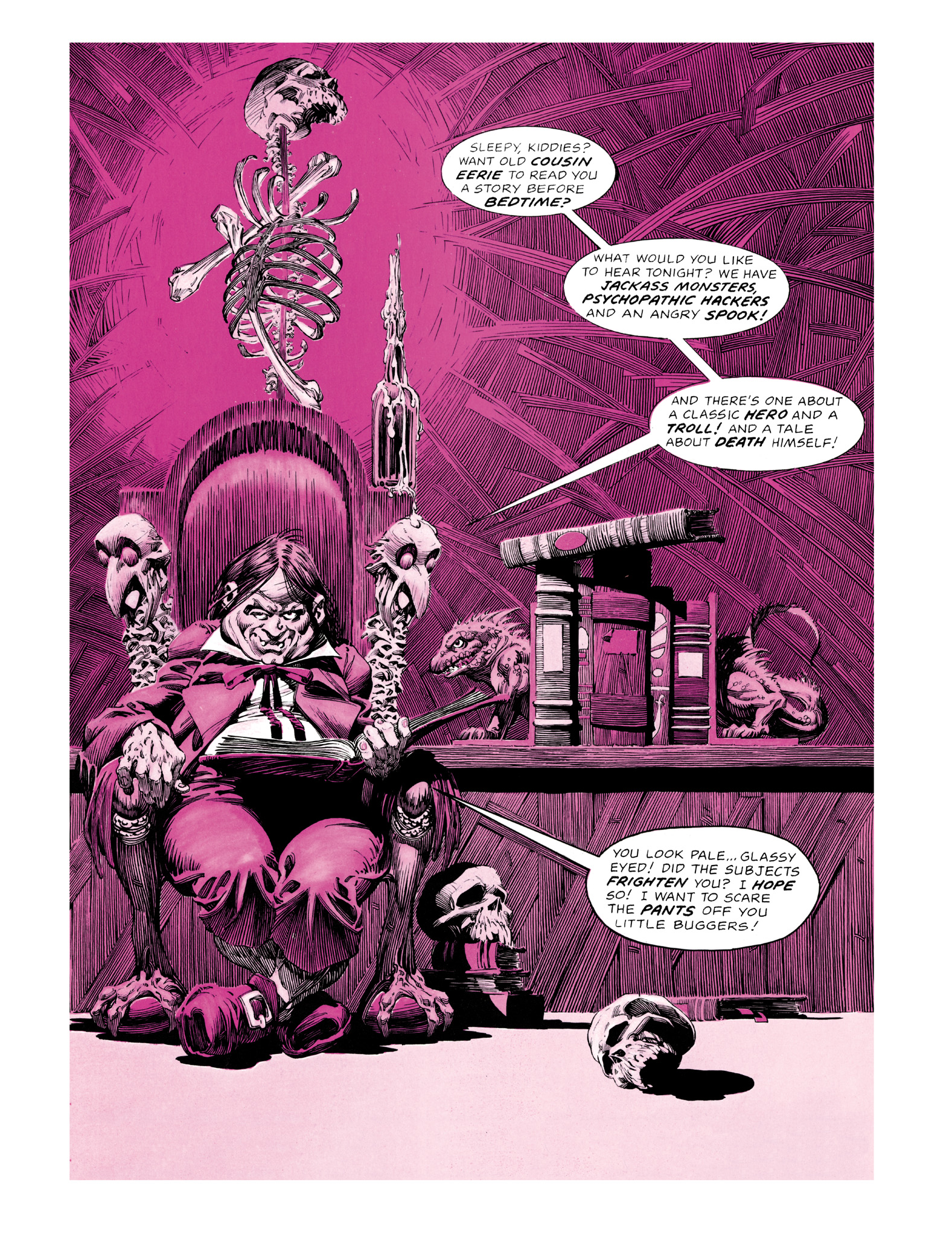 Read online Eerie Archives comic -  Issue # TPB 14 - 9