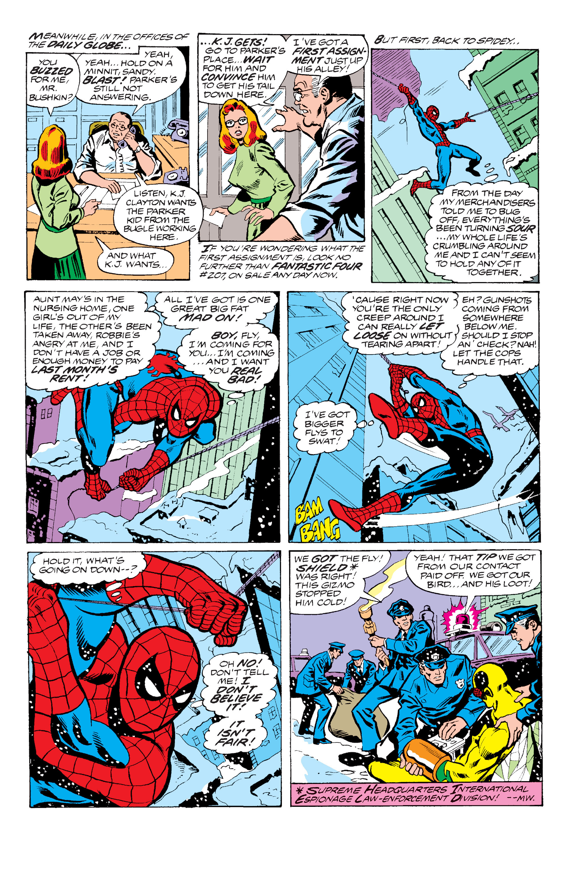 The Amazing Spider-Man (1963) 193 Page 16