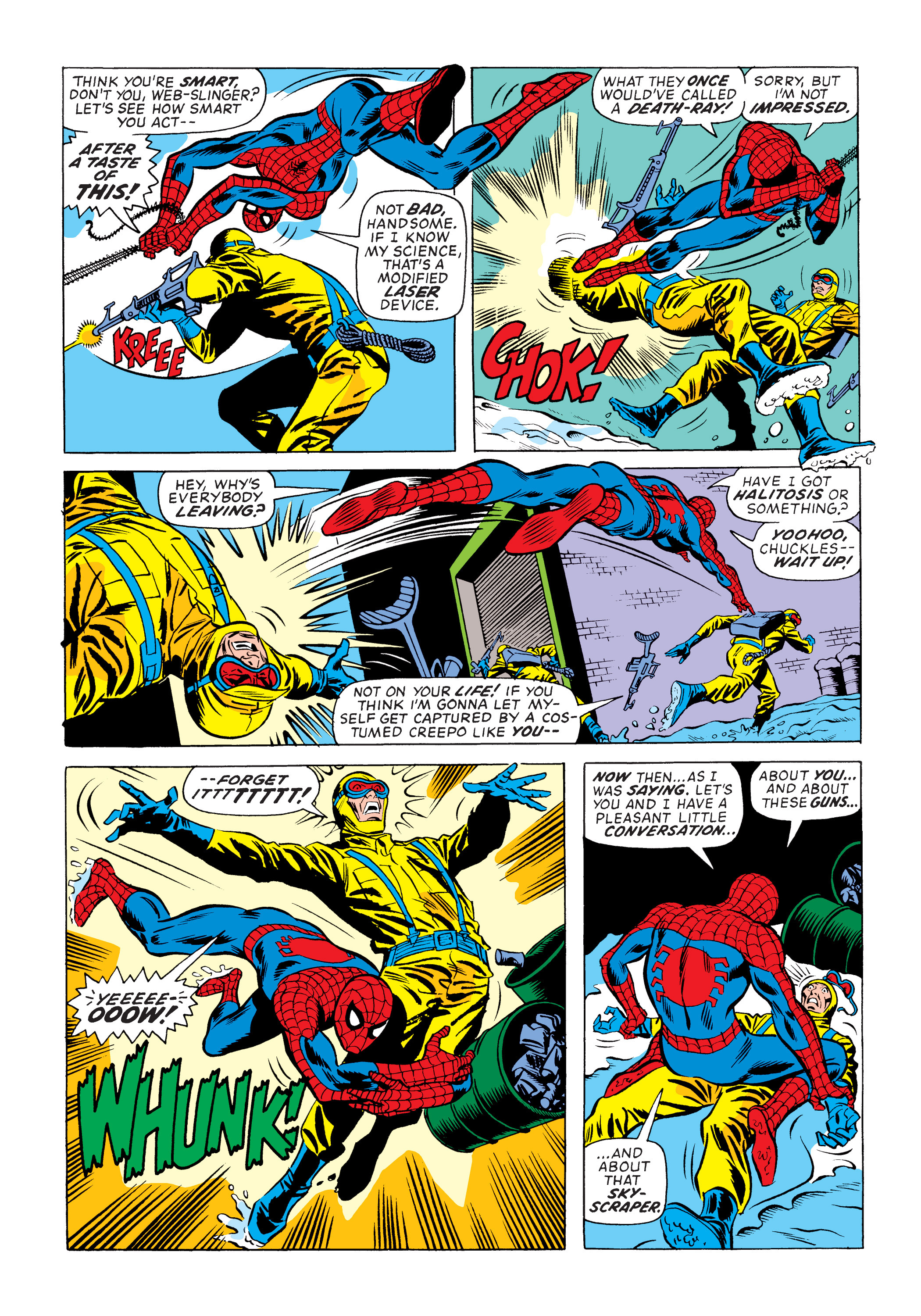 The Amazing Spider-Man (1963) 130 Page 3