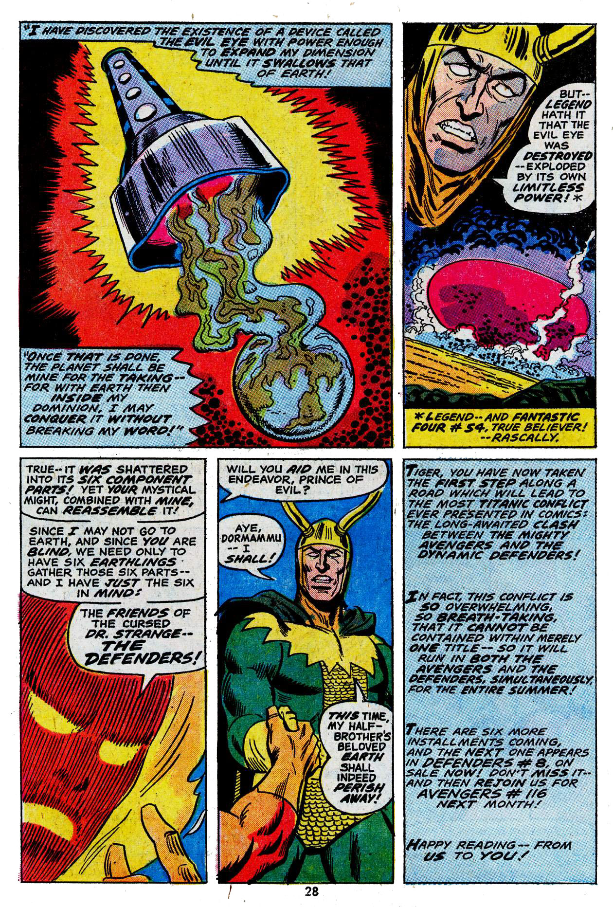 The Avengers (1963) 115 Page 19