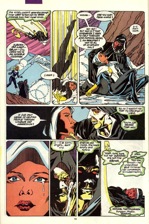 Read online Alpha Flight (1983) comic -  Issue #93 - 11