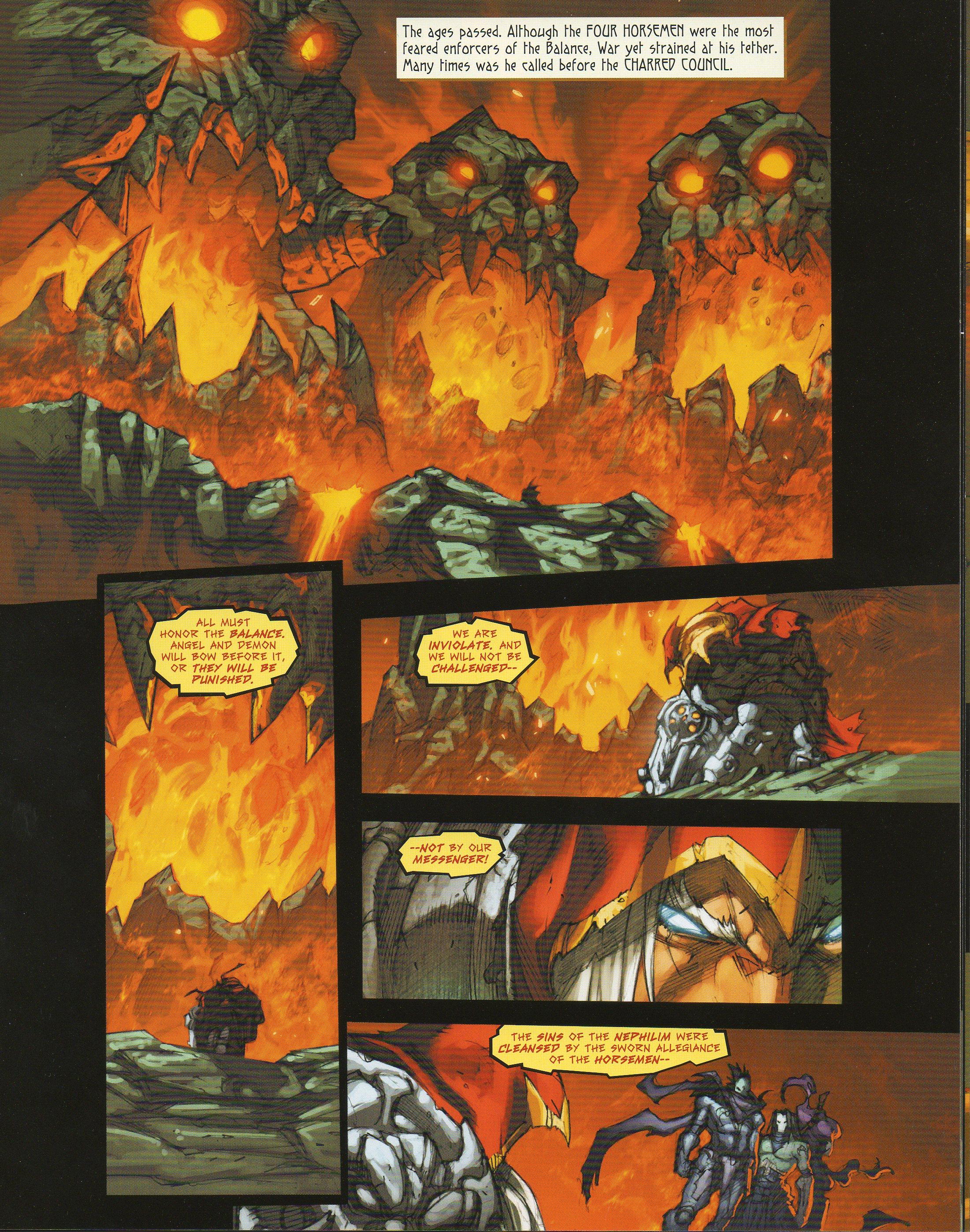 Read online Darksiders comic -  Issue # Full - 11