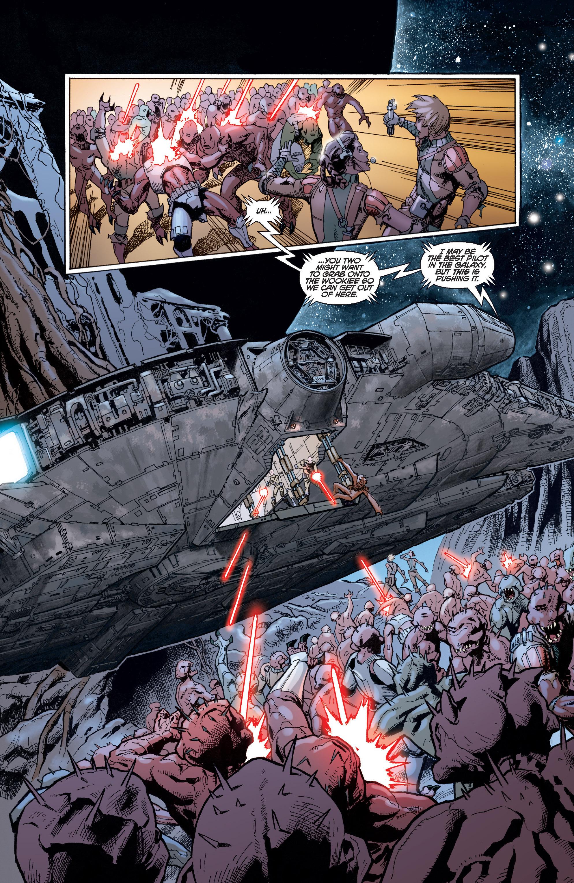 Read online Star Wars Omnibus comic -  Issue # Vol. 20 - 434