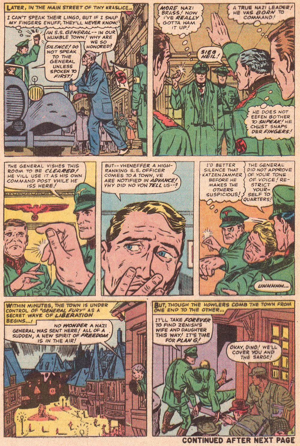 Read online Sgt. Fury comic -  Issue #80 - 9