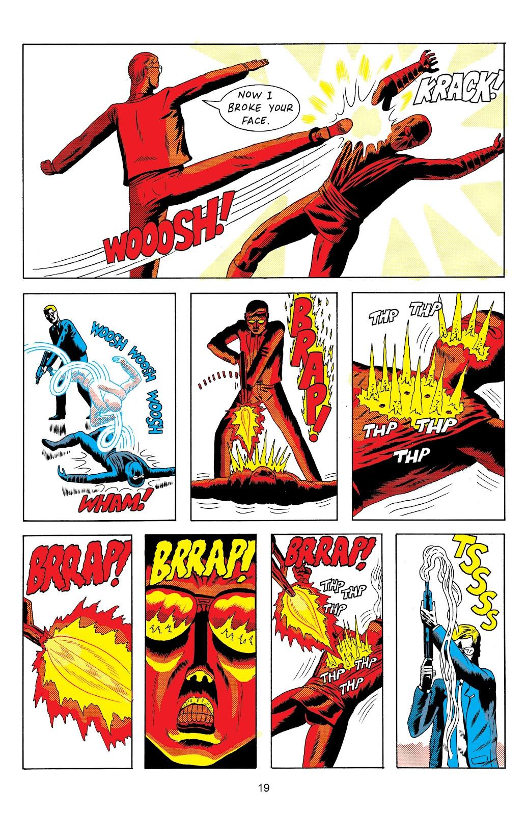 Read online Terror Assaulter: O.M.W.O.T (One Man War On Terror) comic -  Issue # TPB - 20