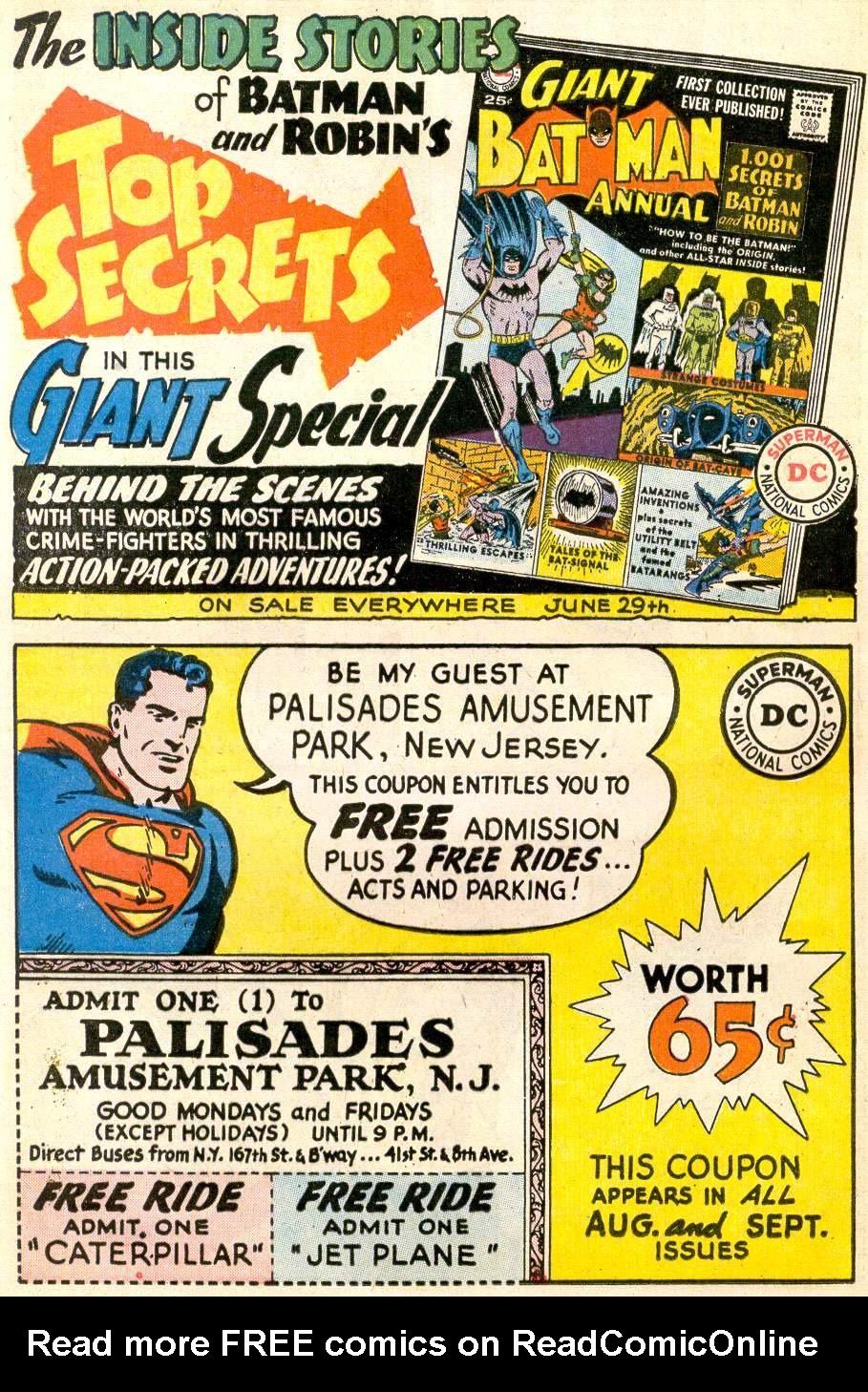 Read online Adventure Comics (1938) comic -  Issue #287 - 32
