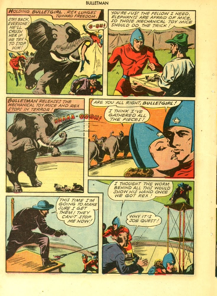 Bulletman issue 16 - Page 21