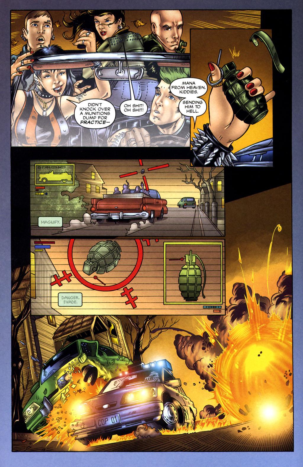 Read online Robocop: Wild Child comic -  Issue # Full - 6