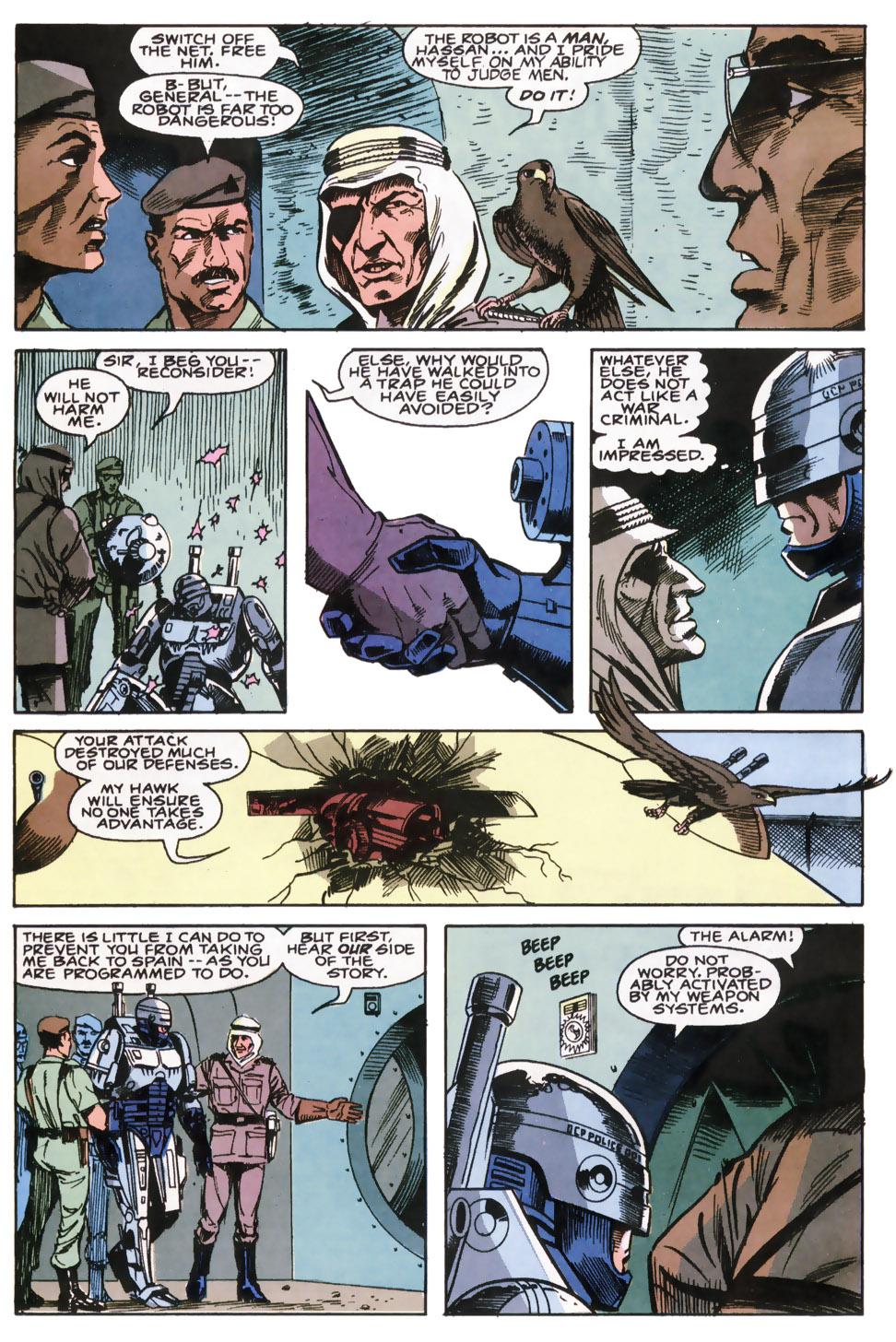Read online Robocop (1990) comic -  Issue #6 - 5