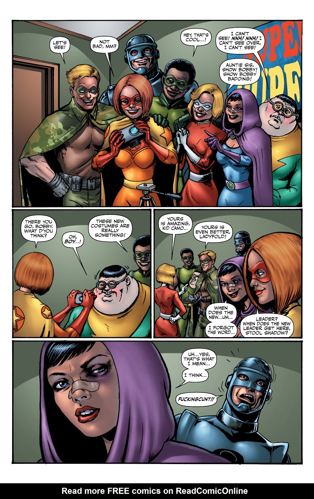 Read online The Boys Omnibus comic -  Issue # TPB 4 (Part 1) - 32