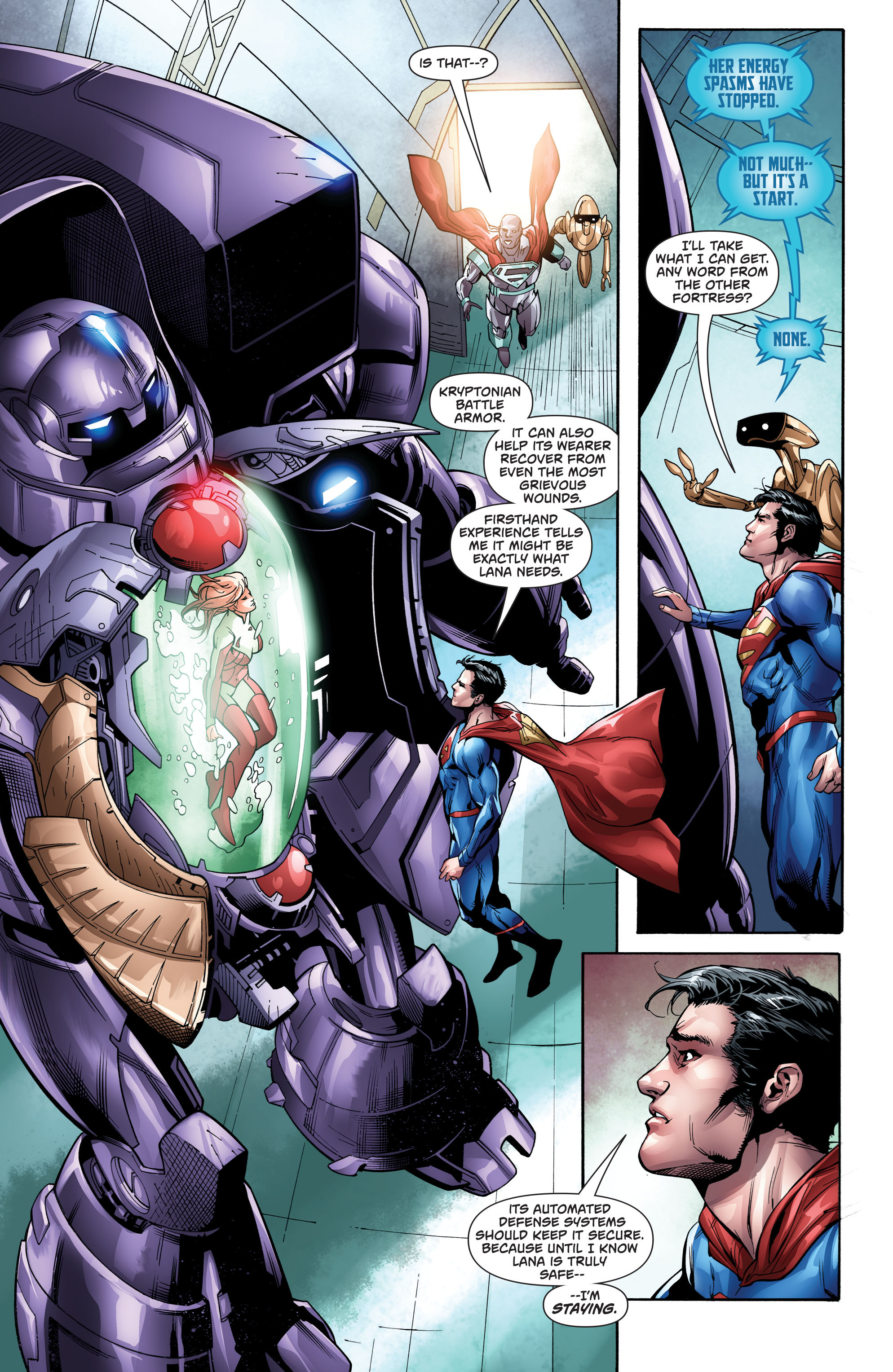 Read online Action Comics (2016) comic -  Issue #974 - 12