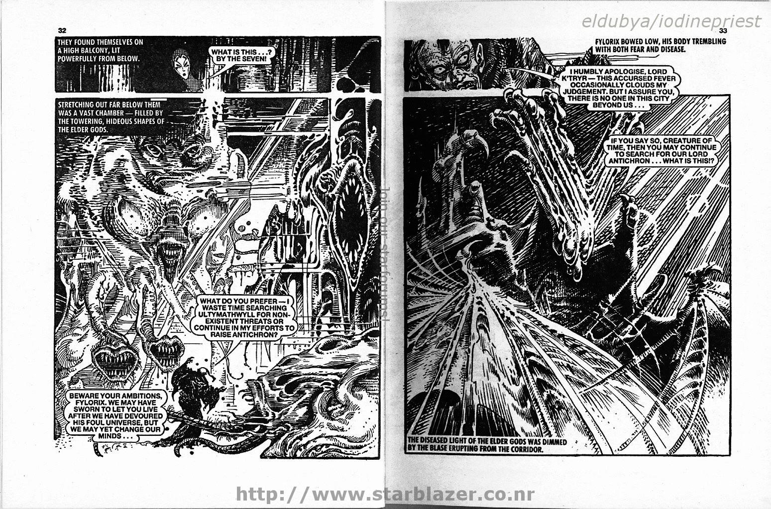 Starblazer issue 271 - Page 18