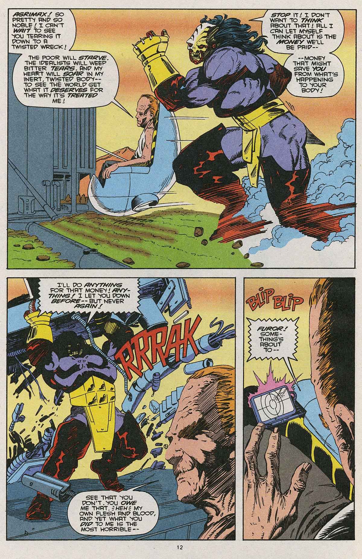 Read online Wonder Man (1991) comic -  Issue #27 - 9