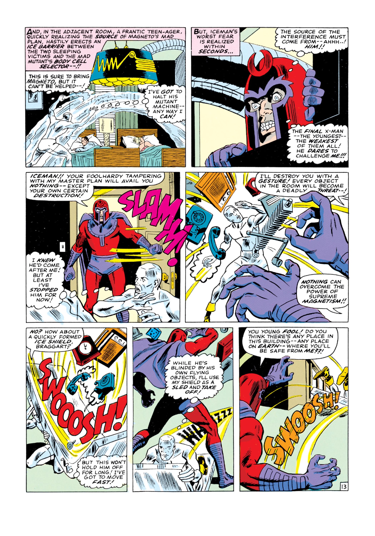 Read online Uncanny X-Men (1963) comic -  Issue #18 - 14