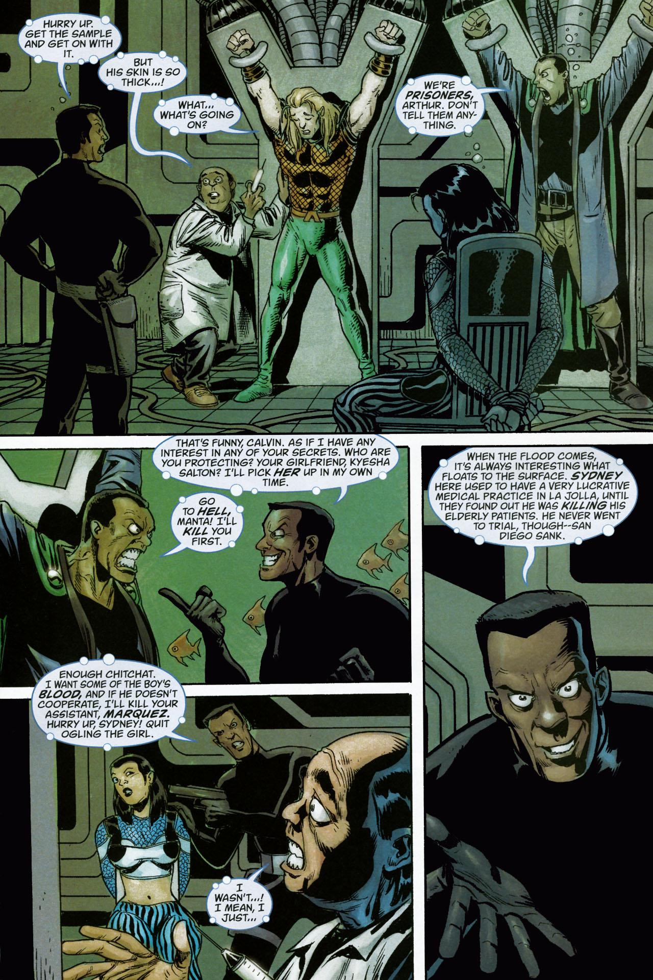 Read online Aquaman: Sword of Atlantis comic -  Issue #53 - 8