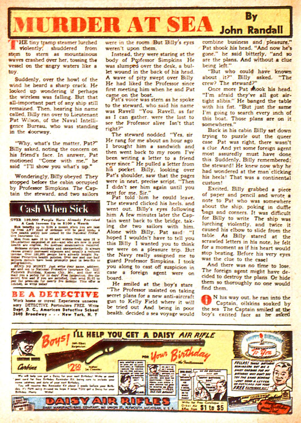 Read online Detective Comics (1937) comic -  Issue #37 - 35