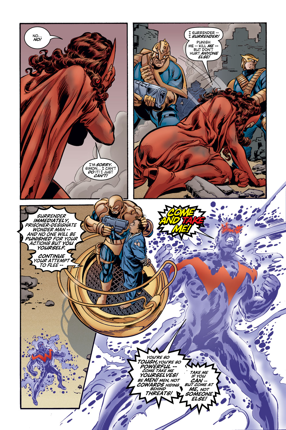 Read online Avengers (1998) comic -  Issue #51 - 16