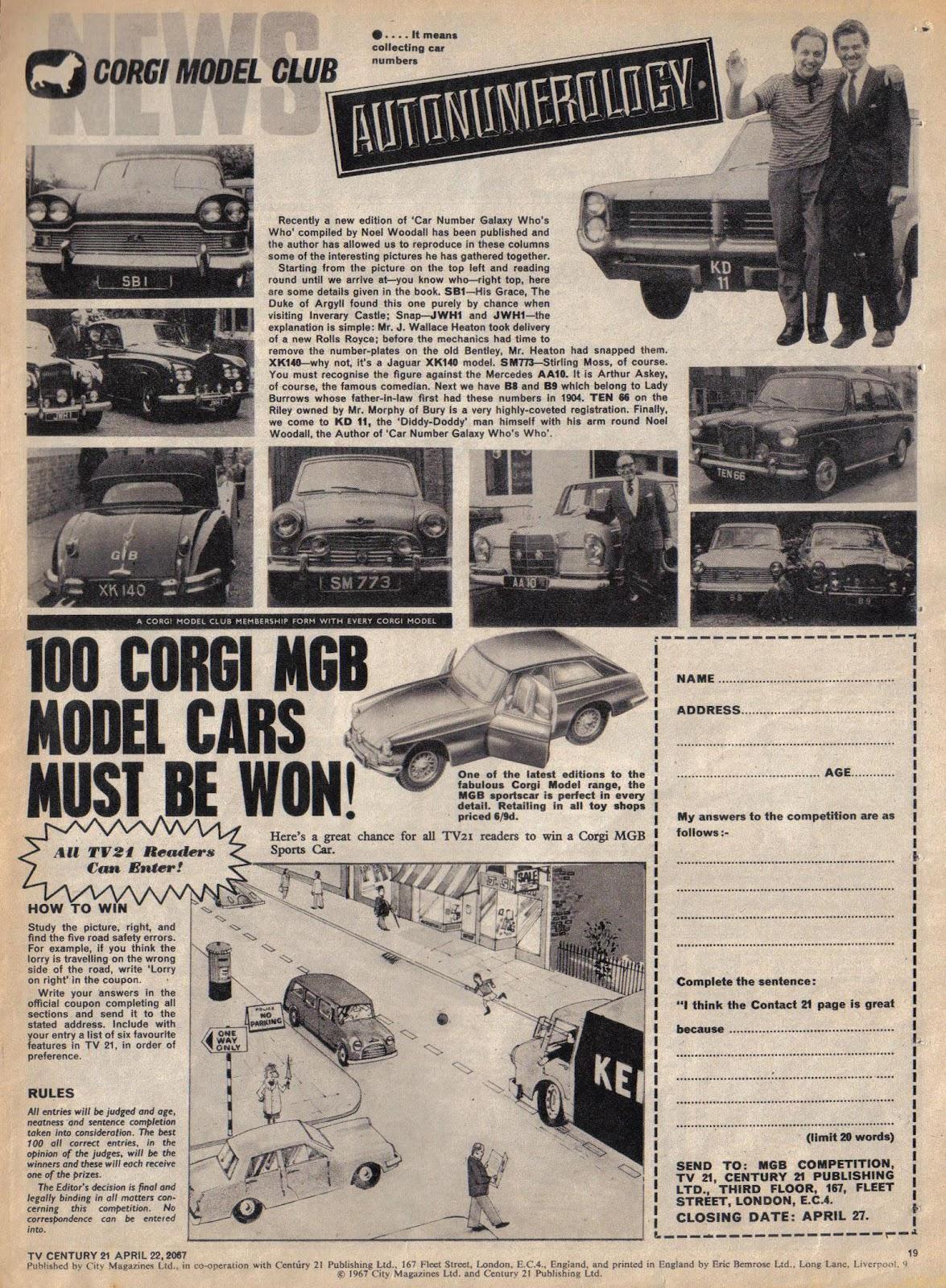 TV Century 21 (TV 21) issue 118 - Page 18
