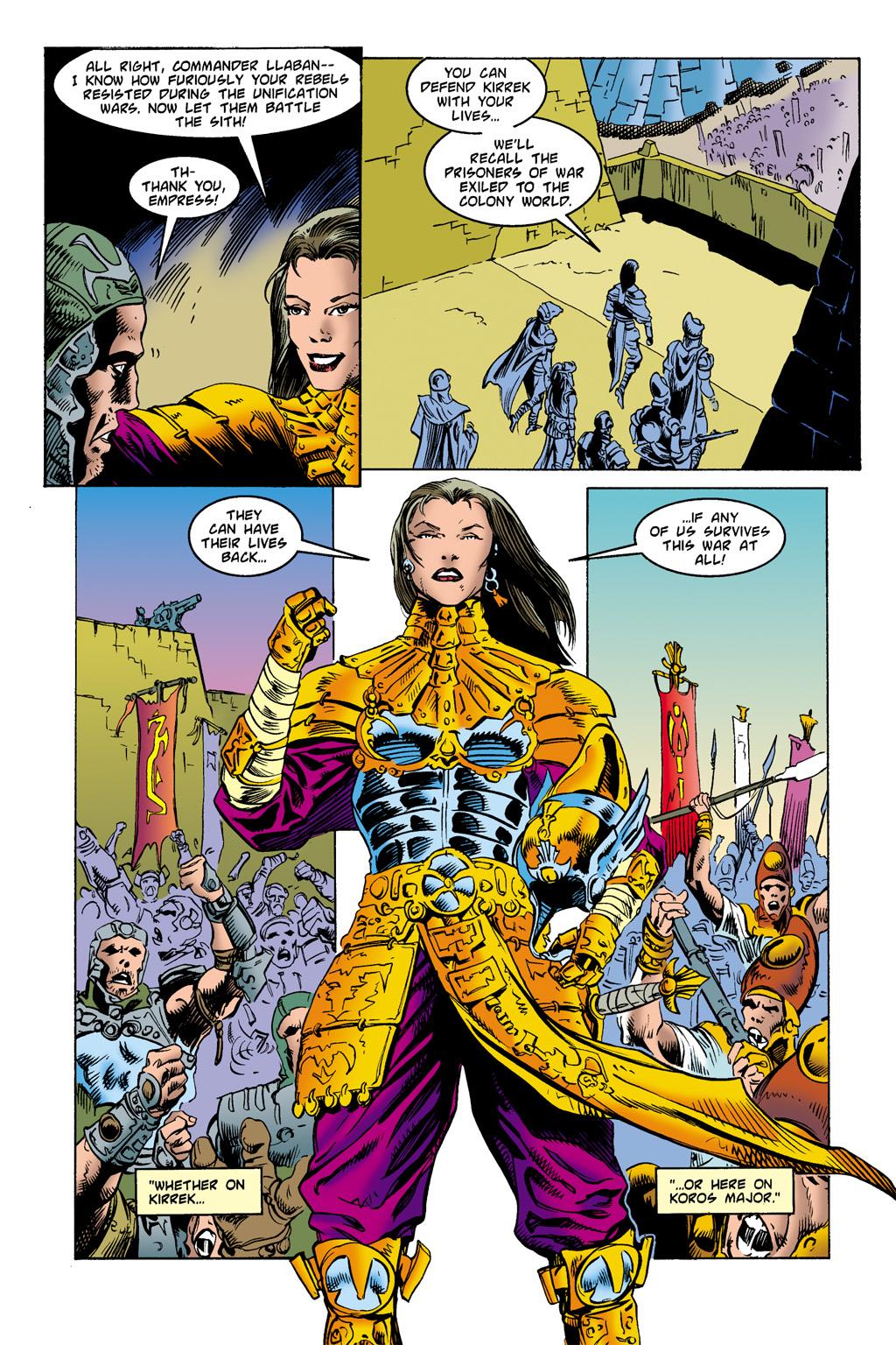 Read online Star Wars Omnibus comic -  Issue # Vol. 4 - 198