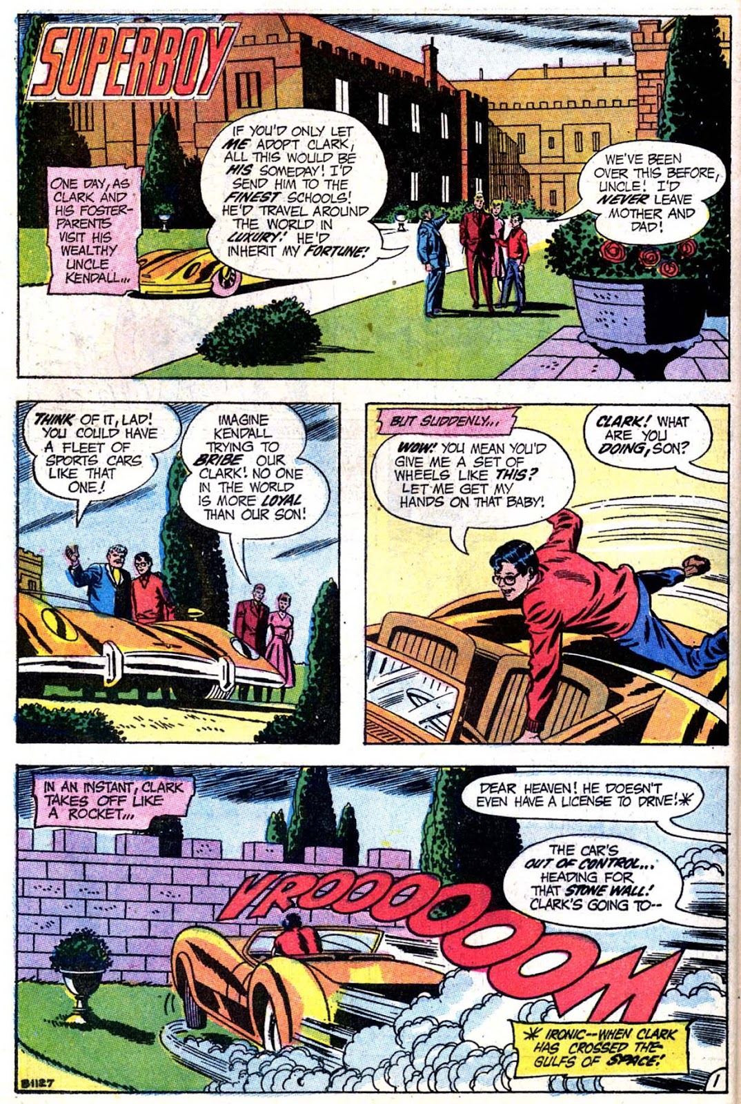 Superboy (1949) issue 180 - Page 16