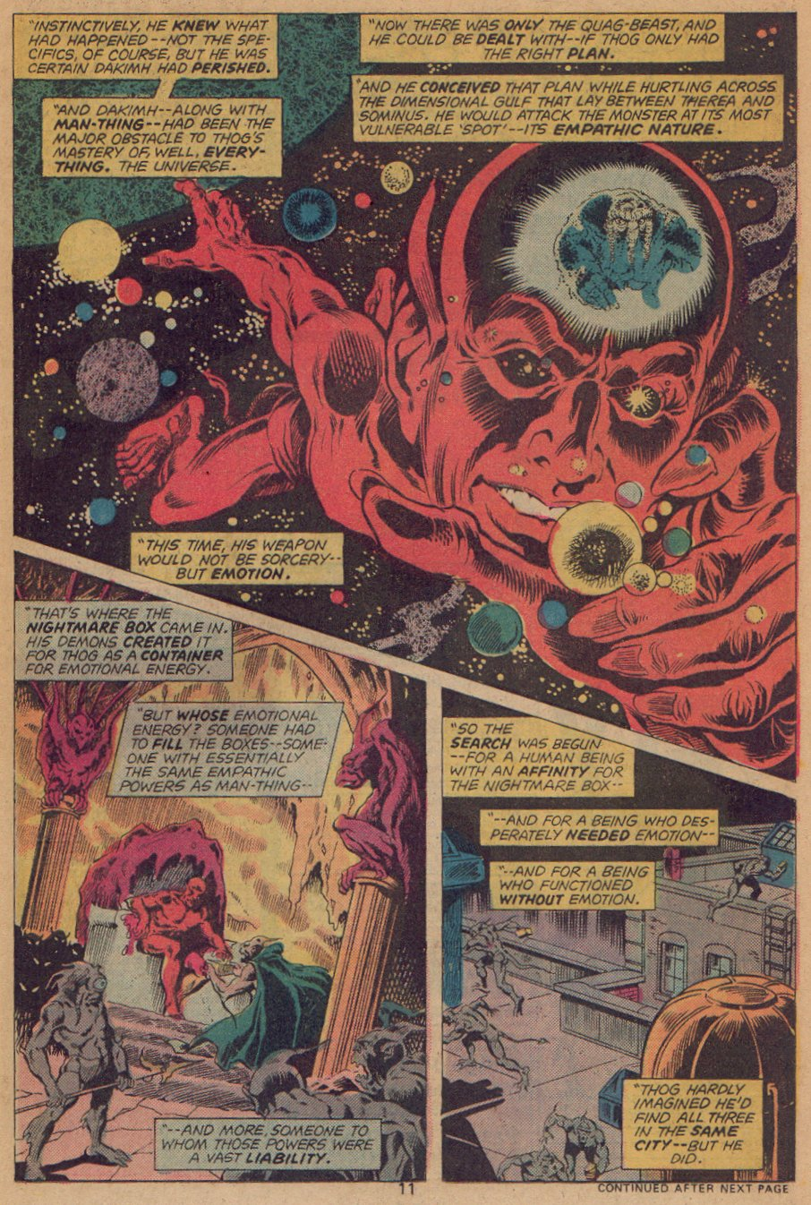 Man-Thing (1974) issue 22 - Page 8