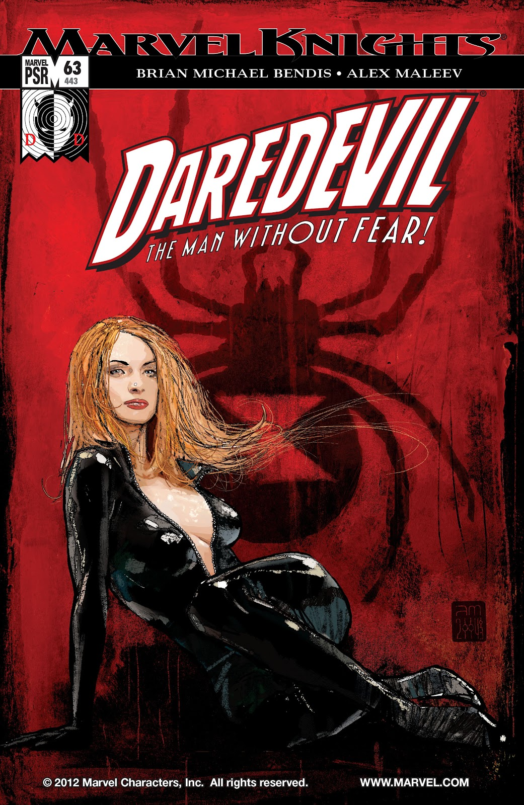 Read online Daredevil (1998) comic -  Issue # _Ultimate_Collection TPB 2 (Part 4) - 82