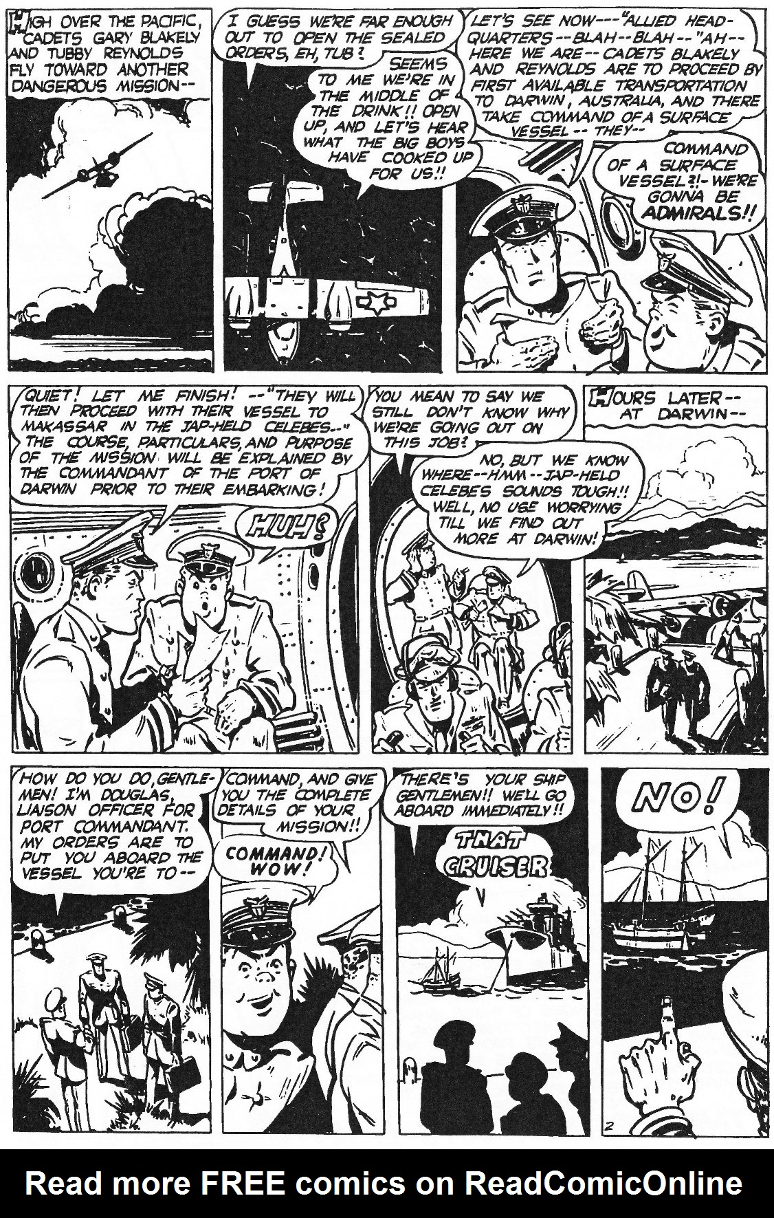 Read online Men of Mystery Comics comic -  Issue #81 - 178