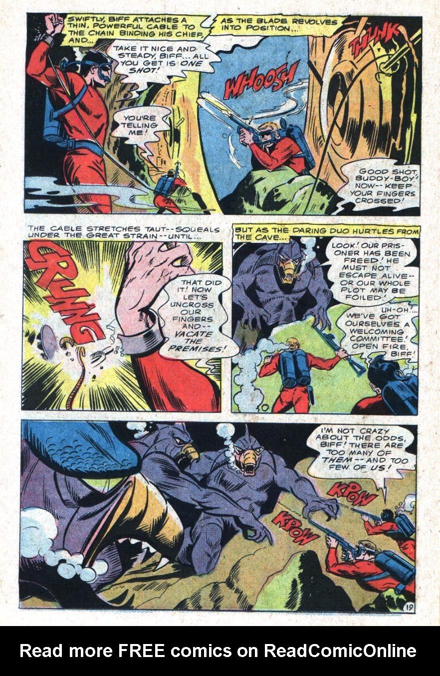 Read online Sea Devils comic -  Issue #35 - 27