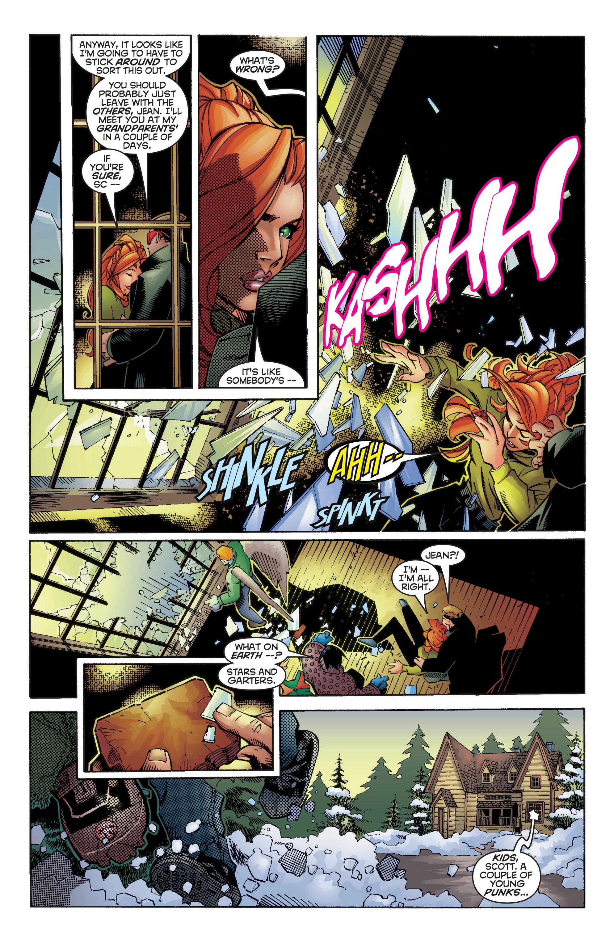 Read online Uncanny X-Men (1963) comic -  Issue #358 - 11