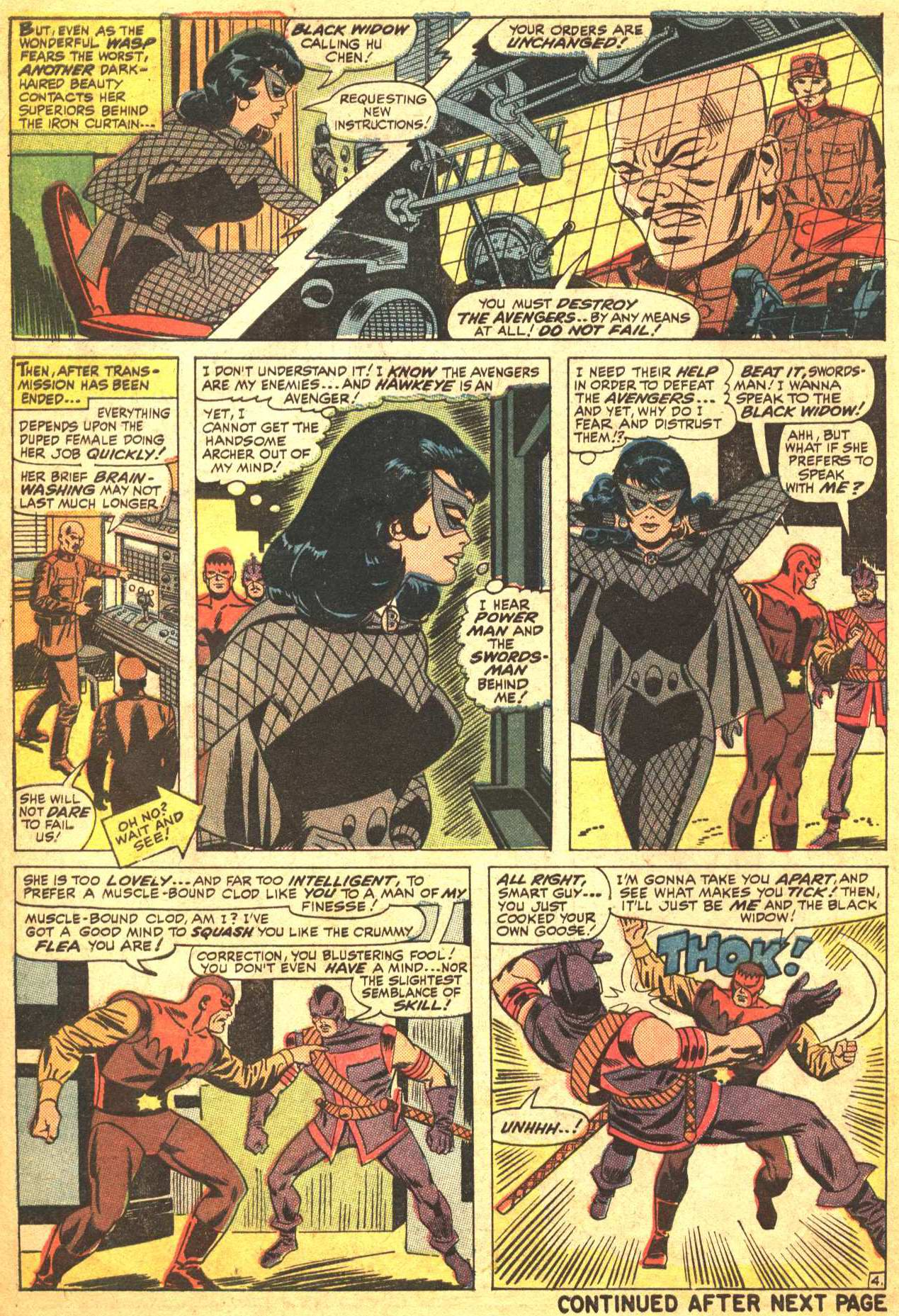 The Avengers (1963) 30 Page 4