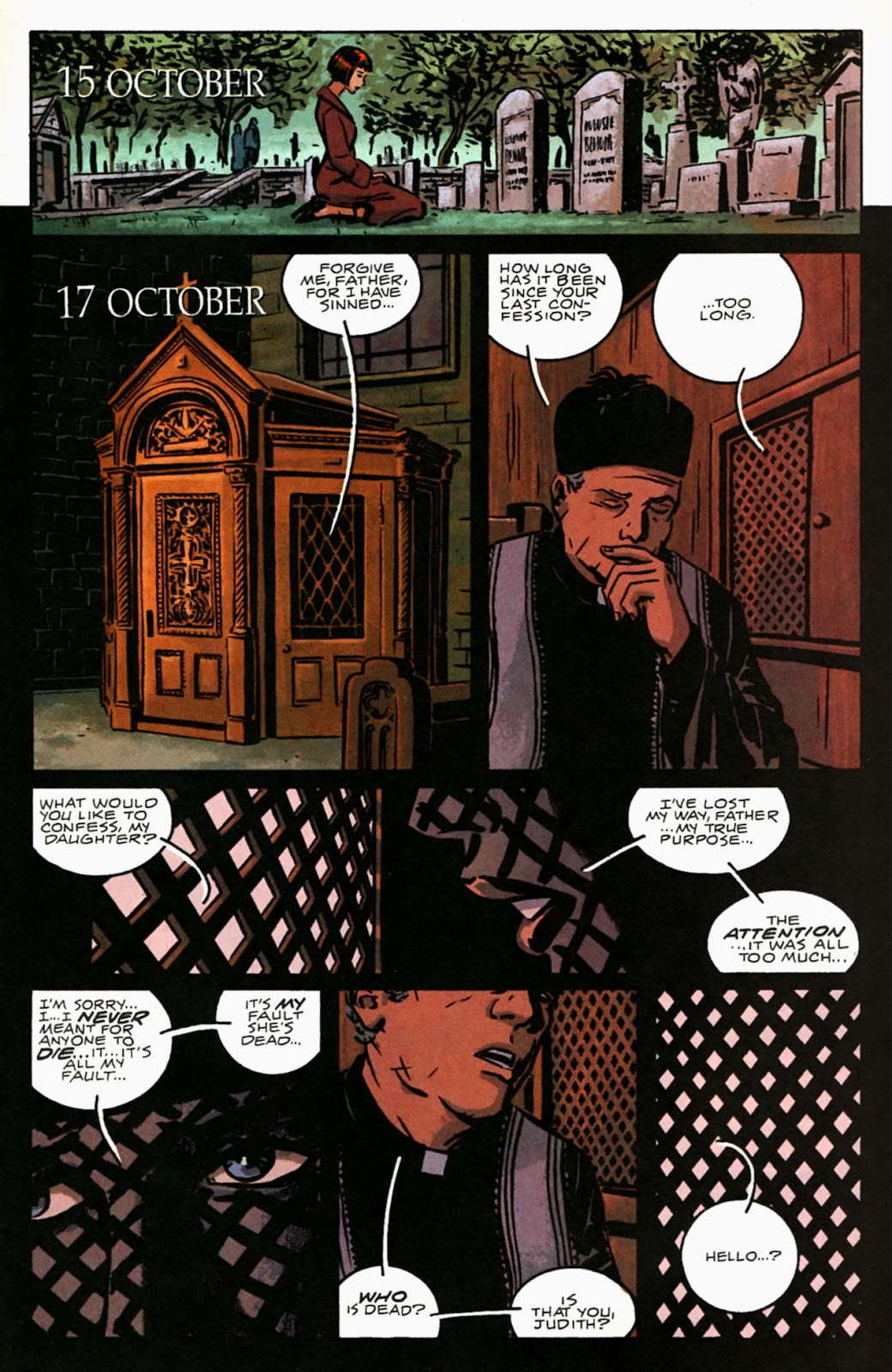 Read online Beware The Creeper (2003) comic -  Issue #5 - 6
