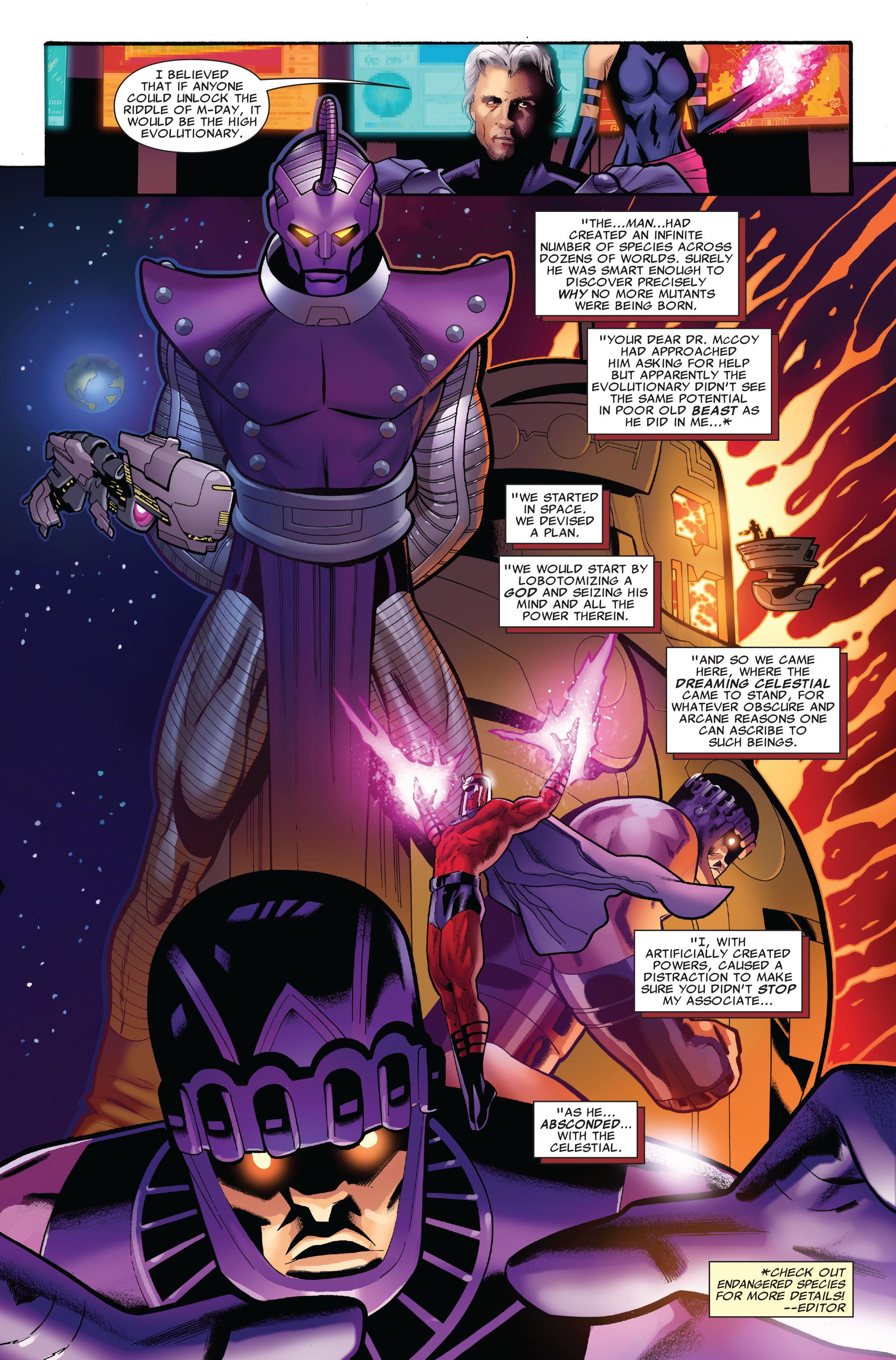 Read online Uncanny X-Men (1963) comic -  Issue #516 - 17