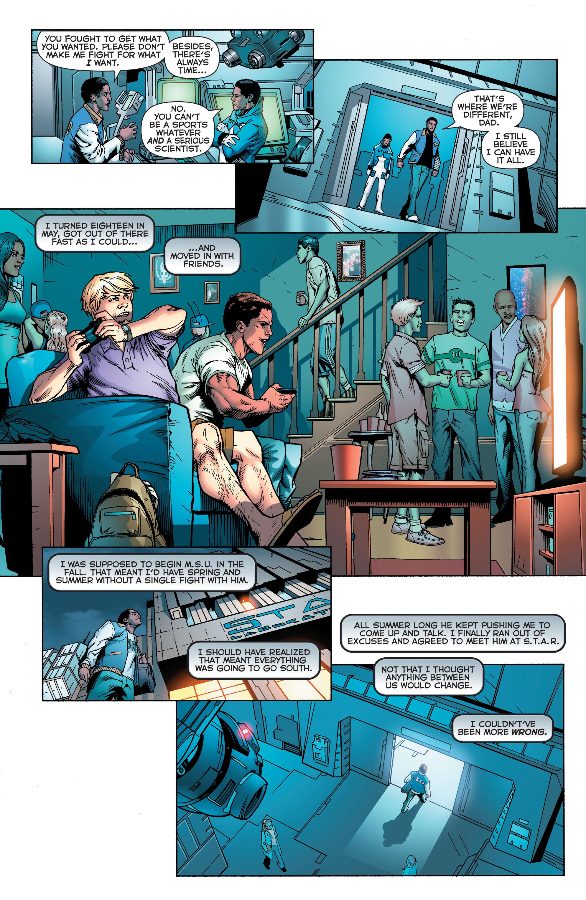 Read online Secret Origins (2014) comic -  Issue #5 - 7