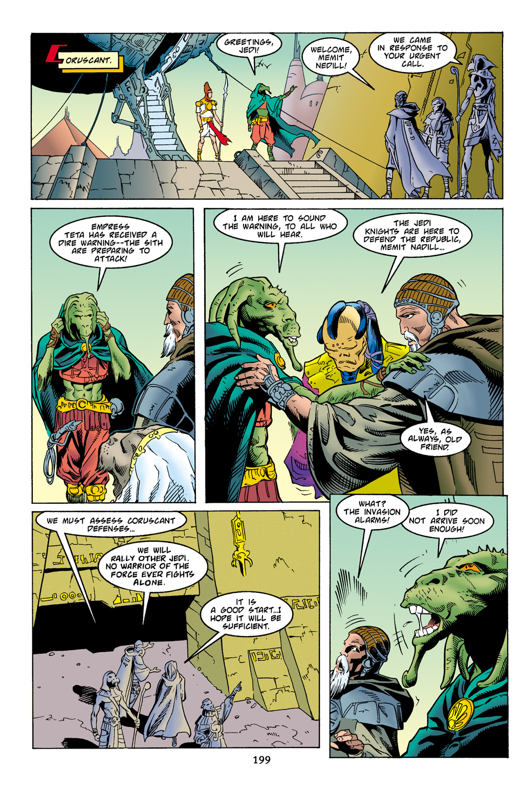 Read online Star Wars Omnibus comic -  Issue # Vol. 4 - 193