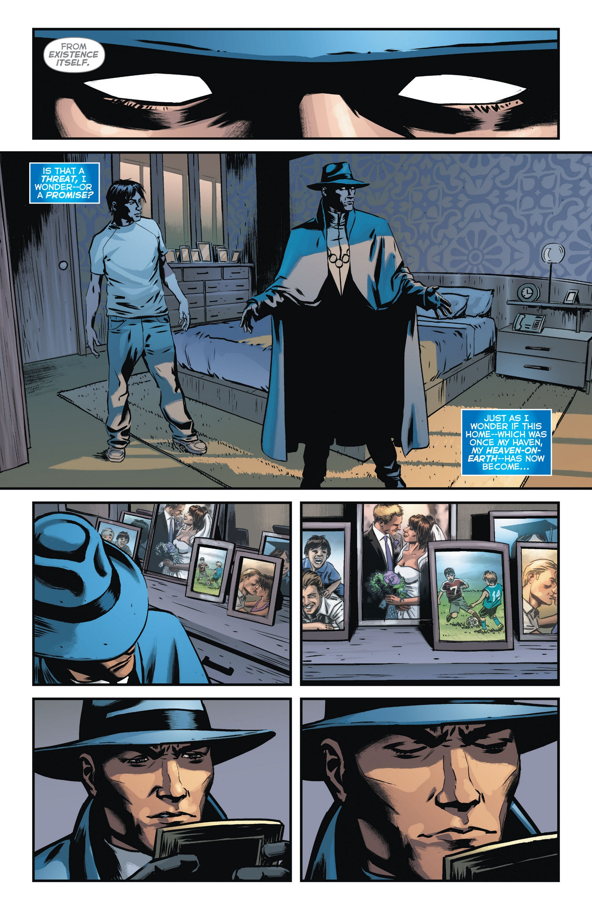 Read online Trinity of Sin: The Phantom Stranger comic -  Issue #10 - 19