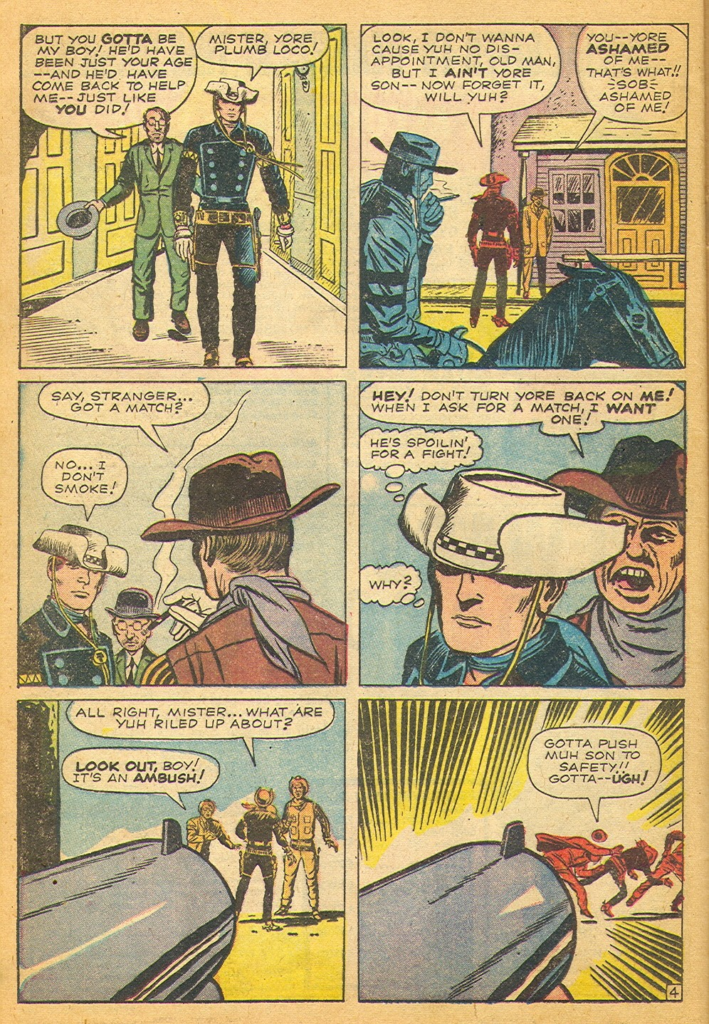 The Rawhide Kid (1955) issue 26 - Page 16