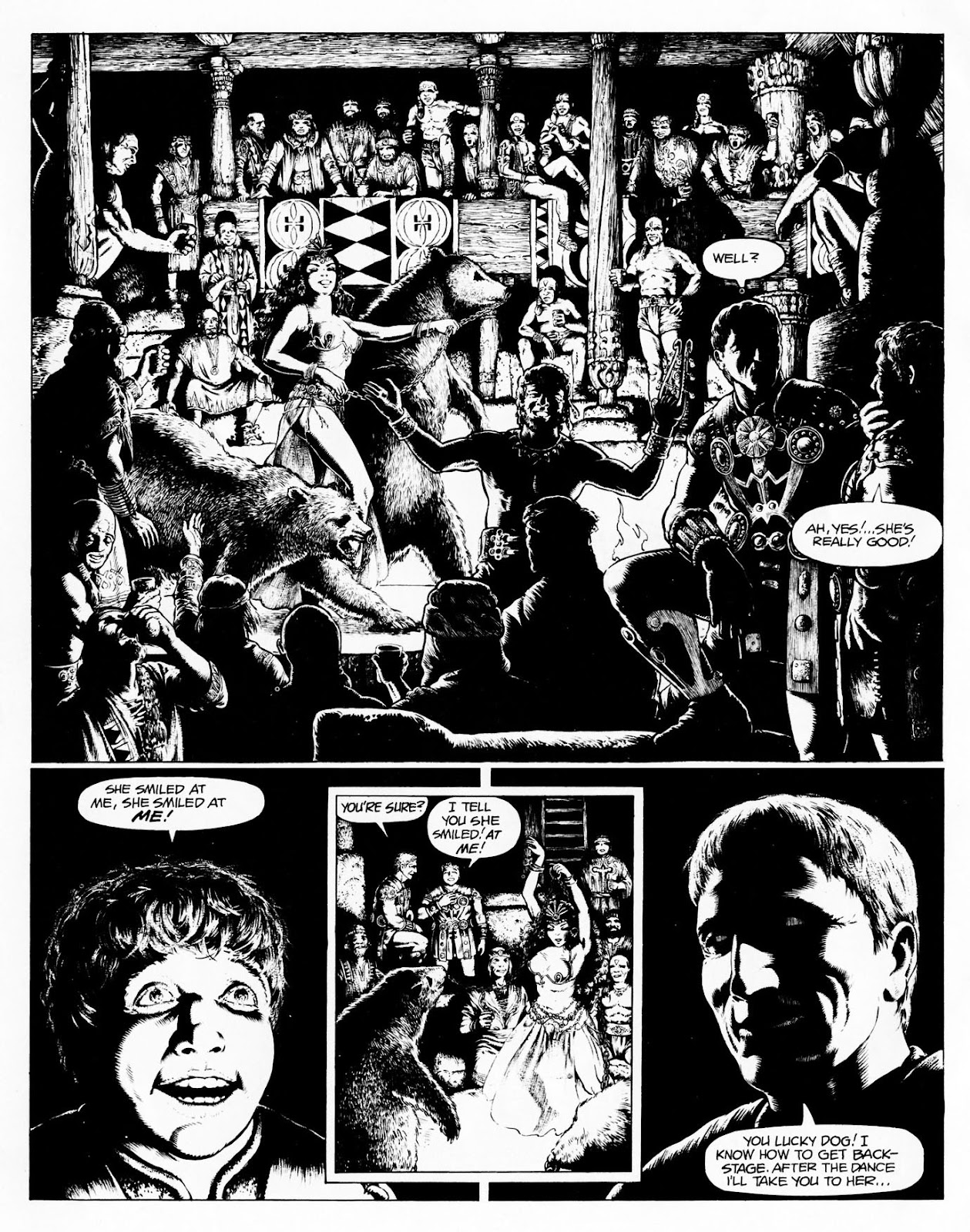 Conquering Armies issue TPB - Page 48