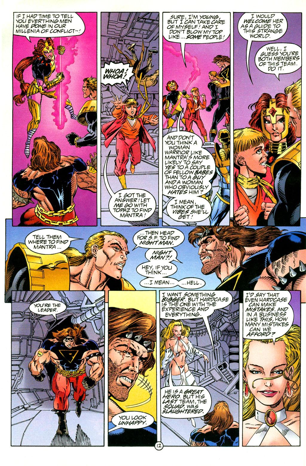 Read online UltraForce (1994) comic -  Issue #2 - 13