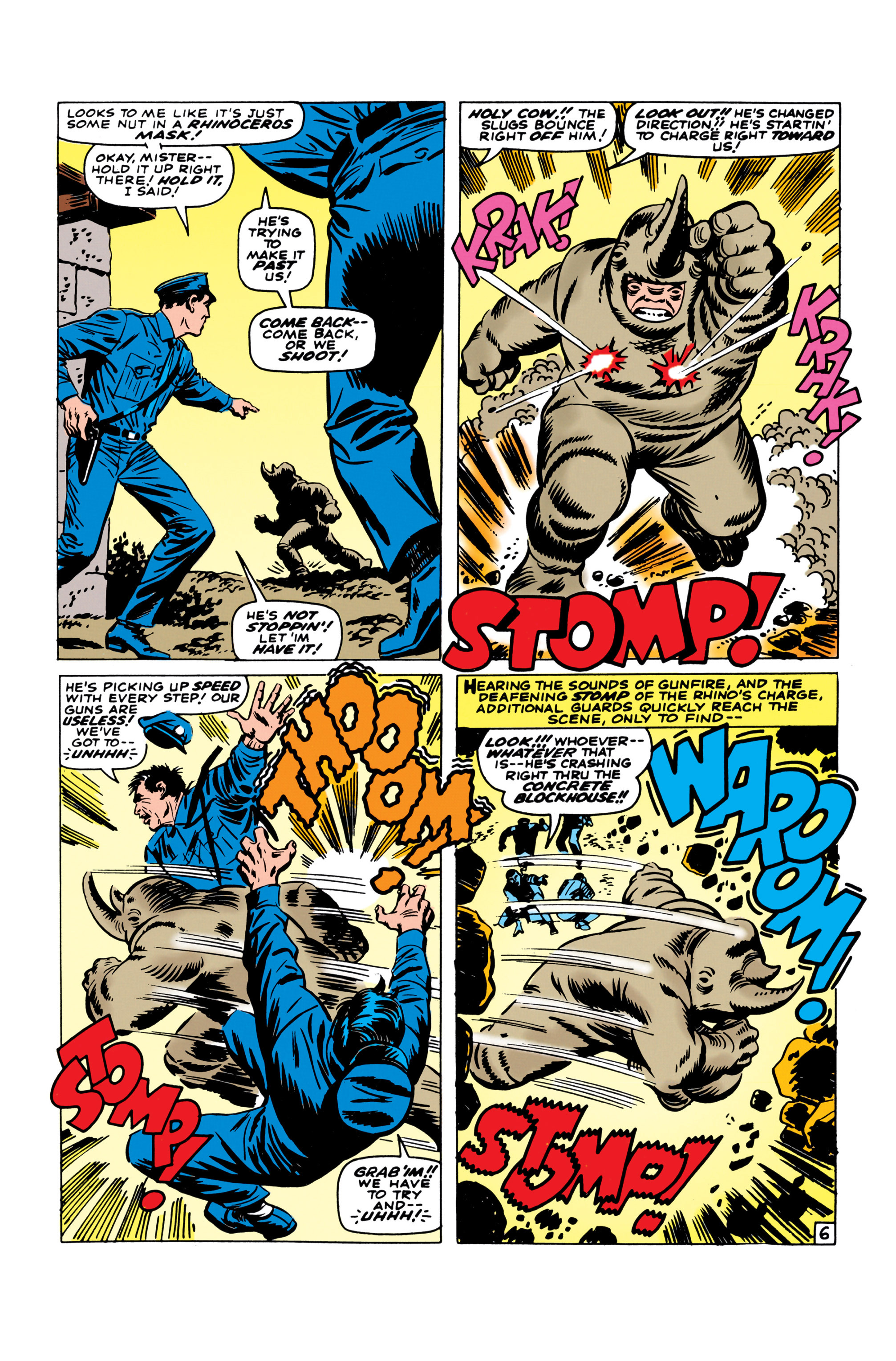 The Amazing Spider-Man (1963) 41 Page 6