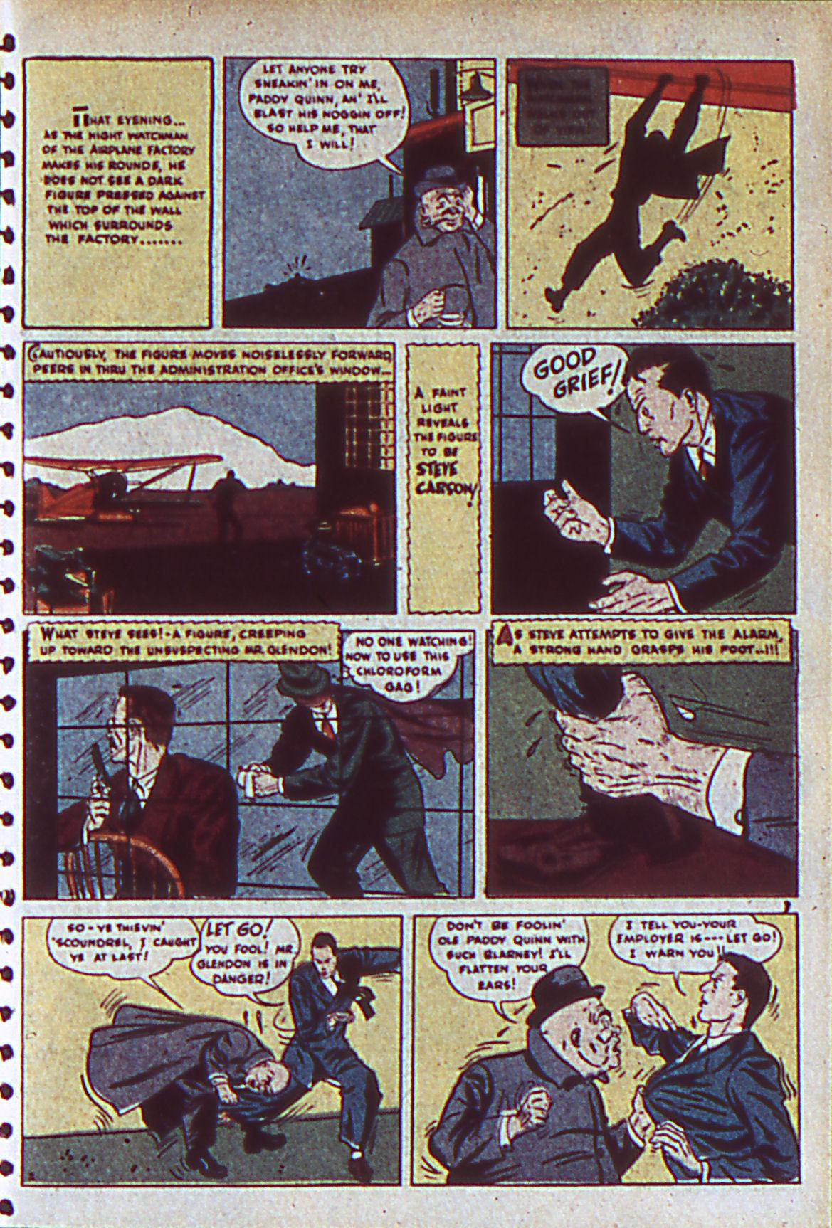 Read online Adventure Comics (1938) comic -  Issue #55 - 28